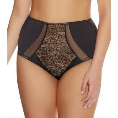 elomi-raquel-brief-black-lace-print
